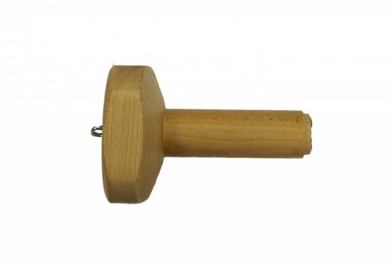 Náhradní část magnetického aportu, dřevěný střed