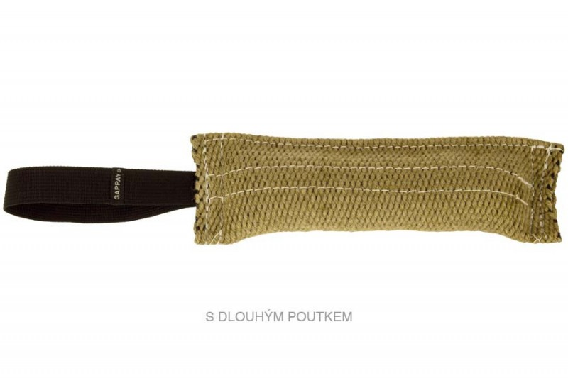 Pešek extra, s dlouhým poutkem, 5 x 25 cm
