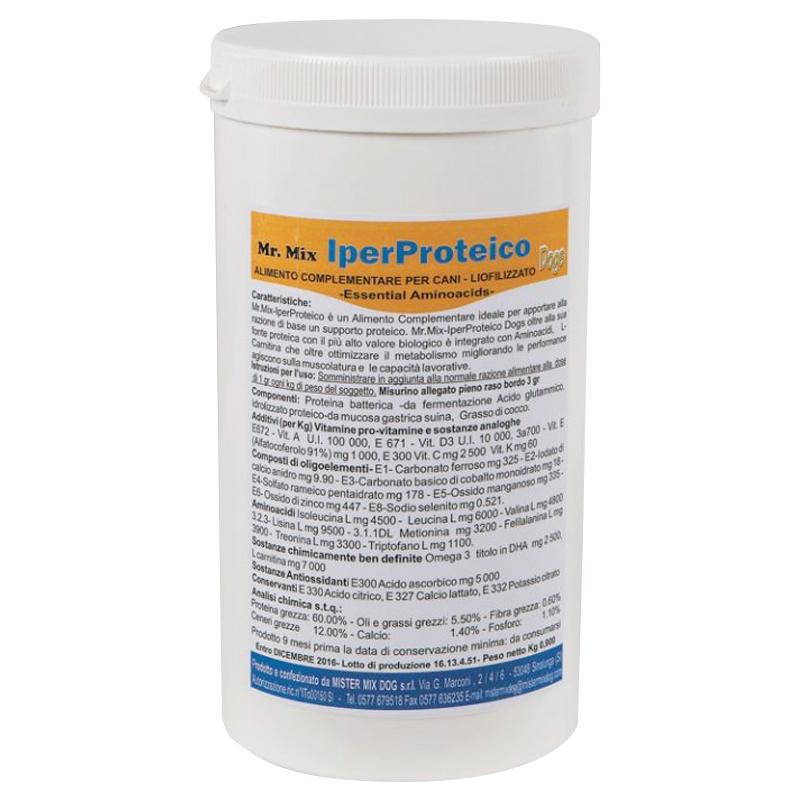 MR. MIX iper proteico dogs 500 g