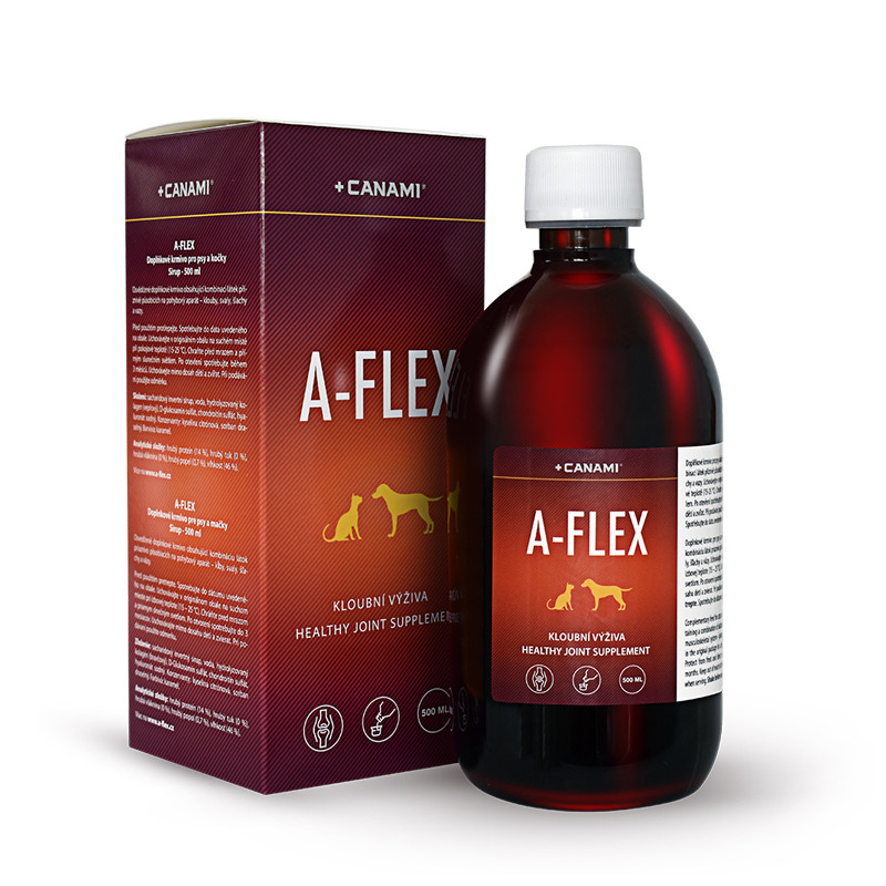 A-Flex +  sirup 500 ml