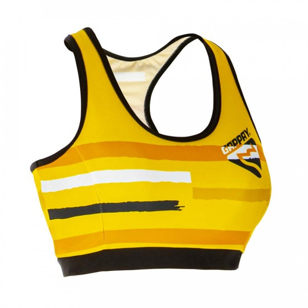 Dámský top, žlutý