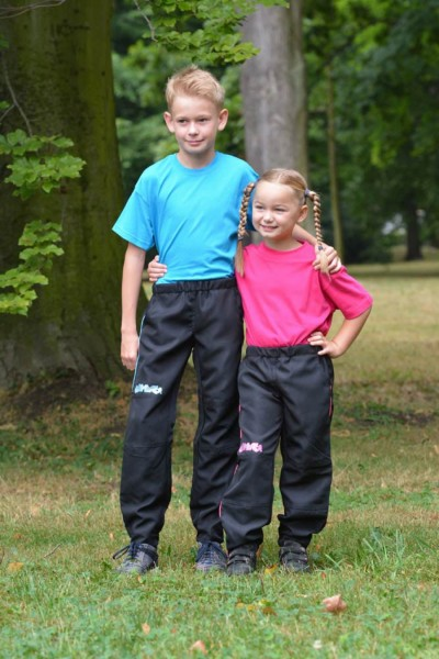 Kalhoty SUPRIMA KIDS, růžové (DOPRODEJ)