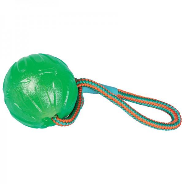 CHEW BALL balónek silikonový, na šňůrce