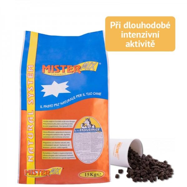 MR. MIX endurance dogs 15 kg