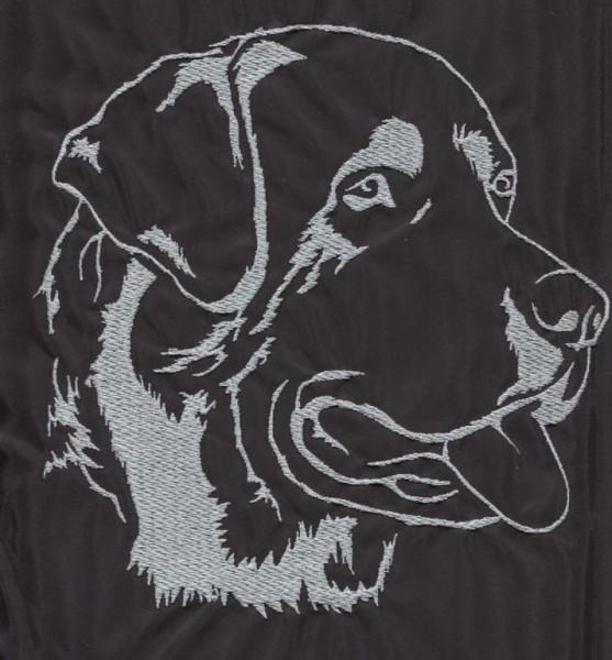 Výšivka, Labrador