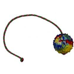Balónek plný, sňůrka 50 cm, průměr 7 cm