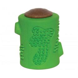 Hračka s otvorem na pamlsky RubberTuff TREAT Stump střední