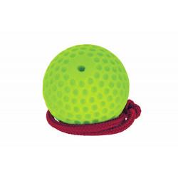 Gumový plný míček, prům.7cm, 50cm