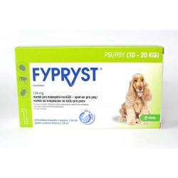 Fypryst pro psy 10-20kg, spot-on