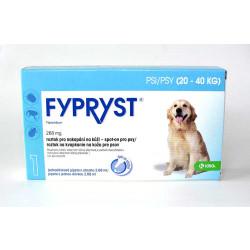Fypryst pro psy 20-40kg, spot-on