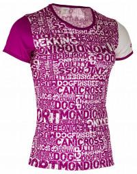 Triko Dog Sport - dámské - růžové