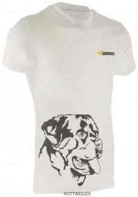 Tričko bílé, funkční