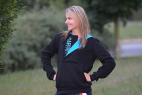 Mikina GAPPAY, modrá (DOPRODEJ)