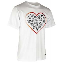 Tričko s potiskem - VALENTÝNSKÁ EDICE