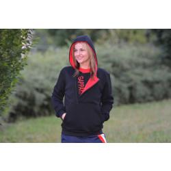 Mikina GAPPAY, červená (DOPRODEJ)