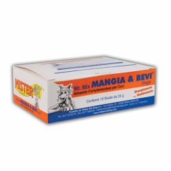 Mr.Mix Mangia Bevi 10 x 25g
