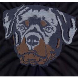 Výšivka - Rottweiler 2