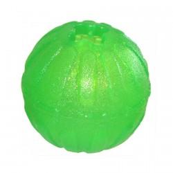 STARMARK Chew BaLL balónek silikonový s otvorem na pamlsky střední