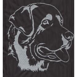 Výšivka - Labrador
