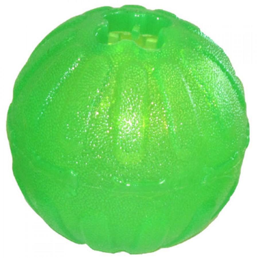 8333cf80910 STARMARK Chew BaLL balónek silikonový s otvorem na pamlsky velký - Produkty  STARMARK - Poslušnost