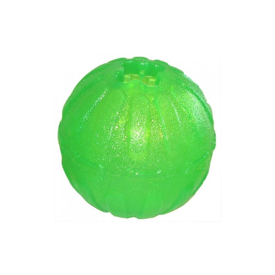 4e6801ff1c2 STARMARK Chew BaLL balónek silikonový s otvorem na pamlsky malý - Produkty  STARMARK - Poslušnost