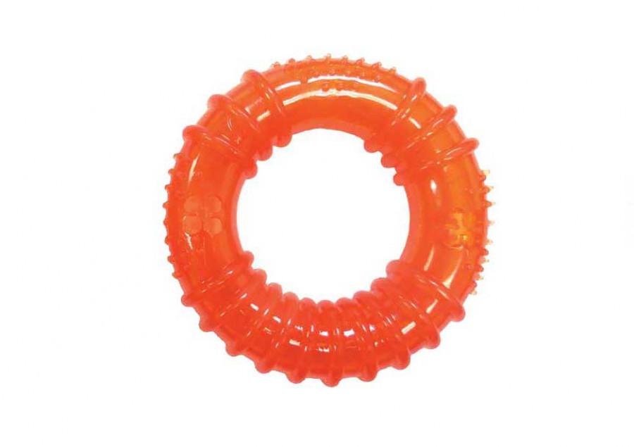 053aa1af0f1 Kruh s otvorem na pamlsky TREAT Dispending Looper velký - Produkty STARMARK  - Poslušnost