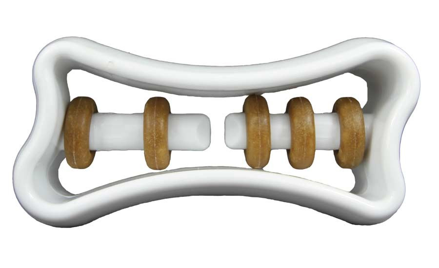b787cd3c5c2 Kost s pamlsky Ringer Bone střední - Produkty STARMARK - Poslušnost