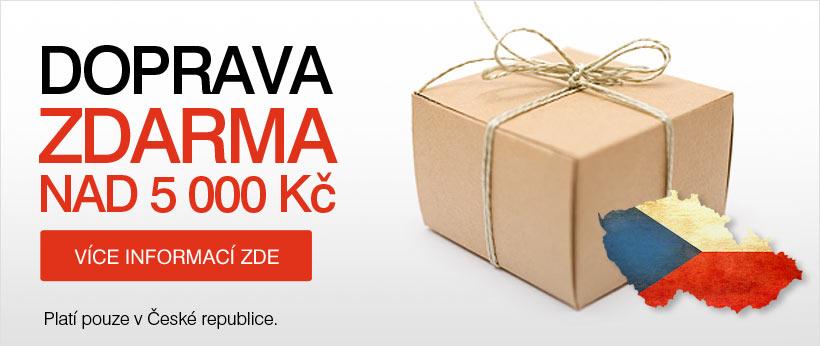 banner doprava nad 5000 zdarma